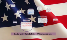 Racial and Ethnic Politics - African Americans