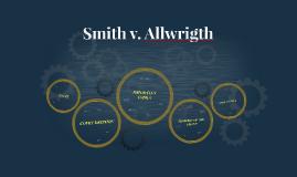 Smith v. Allwrigth