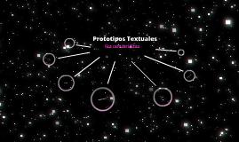 Prototipos textuales y sus características
