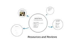 Copy of Resource and Review