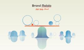 Brand Malala