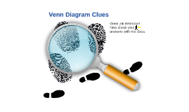 Venn Diagram Clues