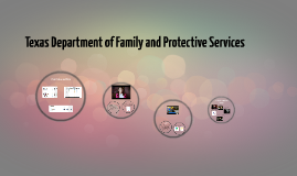 Texas Department of Family & Protective Services