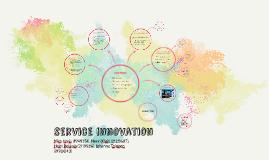 Copy of SERVICE INNOVATION