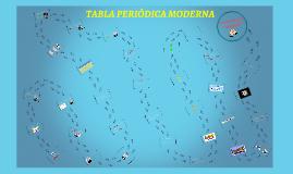 Tabla periodica moderna by gaby verduzco on prezi urtaz Gallery