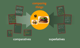 comparitives and superlatives