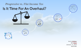 Progressive vs. Flat Income Tax