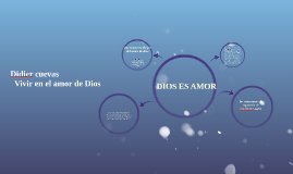 Copy of DIOS ES AMOR