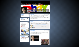 Pierre Omidyar (creator of Ebay)