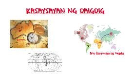 Ang Heograpiya ng Daigdig