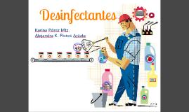 Desinfectantes Industria alimenticia