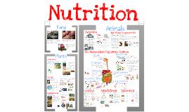 AP Bio Prezi 35 - Nutrition