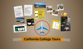 California College Tours