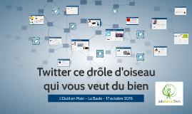 Twitter un atout pour votre com' associative