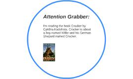 Attention Grabber: