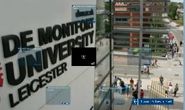 De Montfort University Final Template