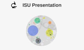 ISU Presentation
