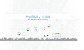 Movilidad, Ciudad y Espacio Publico Ricardo Montezuma_ V_corta