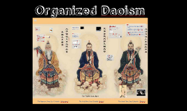 Organized Daoism: Celestial Masters