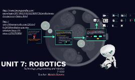 3ESO - Robotics