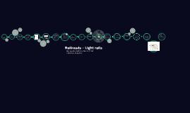Copy of Railroads - Lightrails