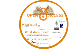 Open Access. What is it?