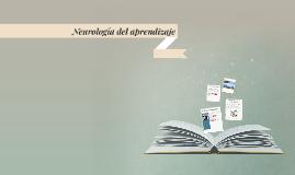 Neurología del aprendizaje