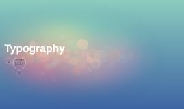 Copy of Typography