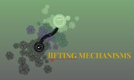 lIFTING MECHANISMS