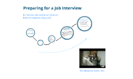 Copy of Job Interview Presentation
