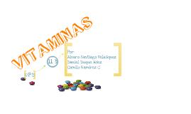 exposicion quimica: vitaminas