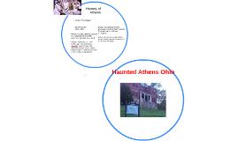 Haunted Athens Ohio