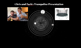 Why Chris and Zach Need a Trampoline