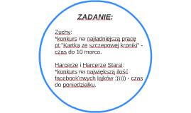 ZADANIE: