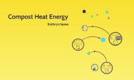 Compost Heat Energy