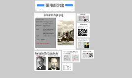 THE PRAGUE SPRING