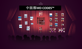 China - Midface MD Codes