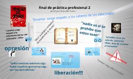 Copy of pedagogia del oprimido