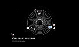 Copy of  BÚSQUEDA EN LISTAS