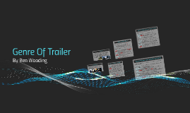 Genre Of Trailer