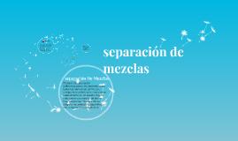 Copy of Ceparacion
