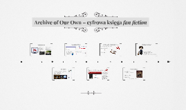 Archive of Our Own – cyfrowa księga fan fiction