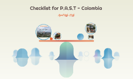 P.A.S.T - Colombia