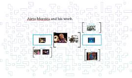 Airto Moreira and his work.