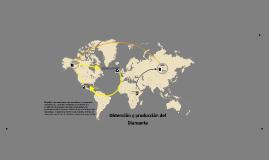 Copy of Obtención y producción del Diamante
