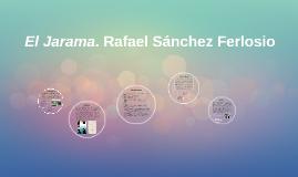 Copy of El Jarama. Rafael Sánchez Ferlosio