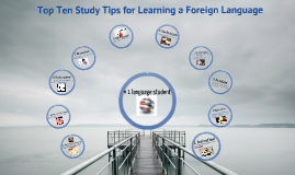 Study Tips for learning a foreign language
