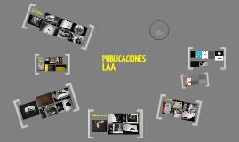 Publicaciones LAA