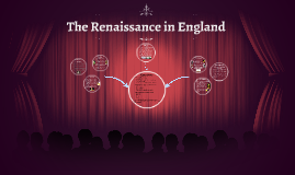 The Renaissance in England