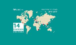 UWC Brasil: Processo Seletivo 2015-2017